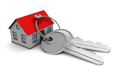 dom z kluczami