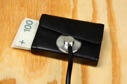 podleczenie portfela