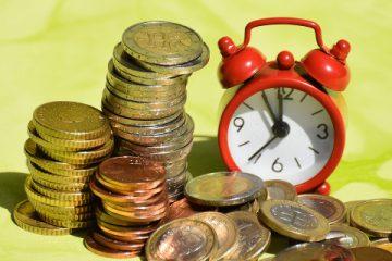 czas na pieniądz